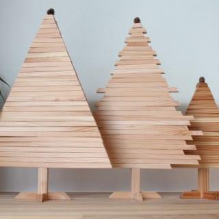 クリスマスツリー作りのサムネイル