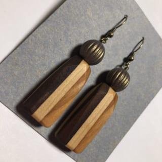 寄木細工で手作りアクセサリー体験のサムネイル